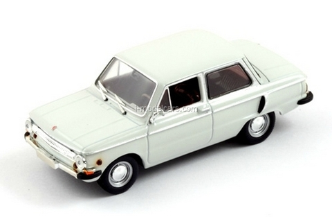 ZAZ-966 Zaporozhets light grey 1967 IST028 IST Models 1:43