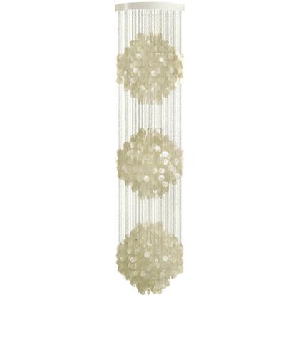 replica Verner Panton Fun 3DM chandelier