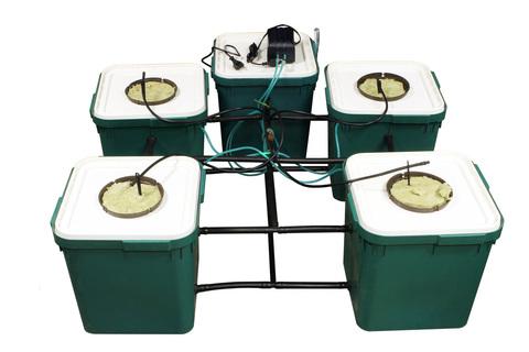 Гидропонная система CubePot QUINTET