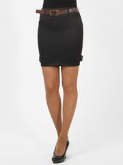 5501-3 юбка черная