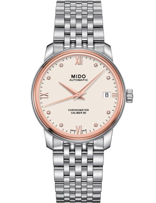 Часы женские Mido M027.208.41.266.00 Baroncelli