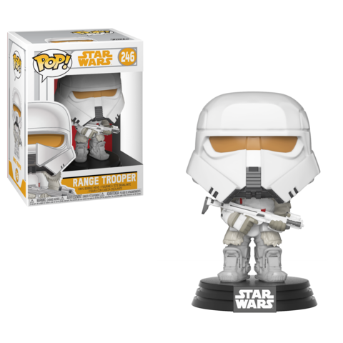 Фигурка Funko POP! Bobble: Star Wars: Solo: Range Trooper POP 19 27008