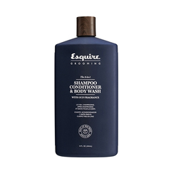 Esquire Grooming 3-in-1 Shampoo, Conditioner, Bodywash - 3 в 1 шампунь, кондиционер, гель для душа