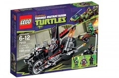 Lego TMNT Shredder's Dragon Bike 79101