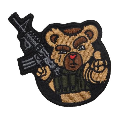 Мишка с пушкой
