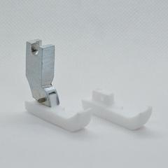 Фото: Лапка для вшивания молнии левая фторопластовая с з.п.