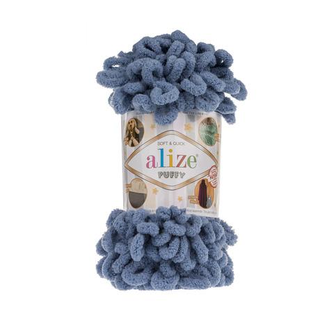 Купить Пряжа Alize Puffy Код цвета 374 | Интернет-магазин пряжи «Пряха»
