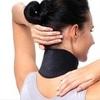 <p>Турмалиновая накладка на шею с магнитами обладает разогревающим ...