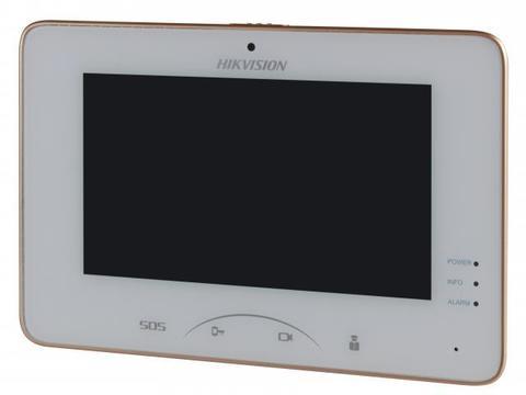 IP-видеодомофон Hikvision DS-KH8301-WT