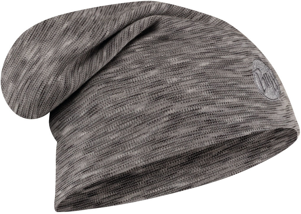 Длинные шапки Теплая шерстяная шапка-бини Buff Hat Wool Heavyweight Fog Grey Multi Stripes 118187.952.10.00.jpg