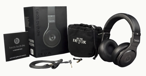 Наушники Beats Pro Detox
