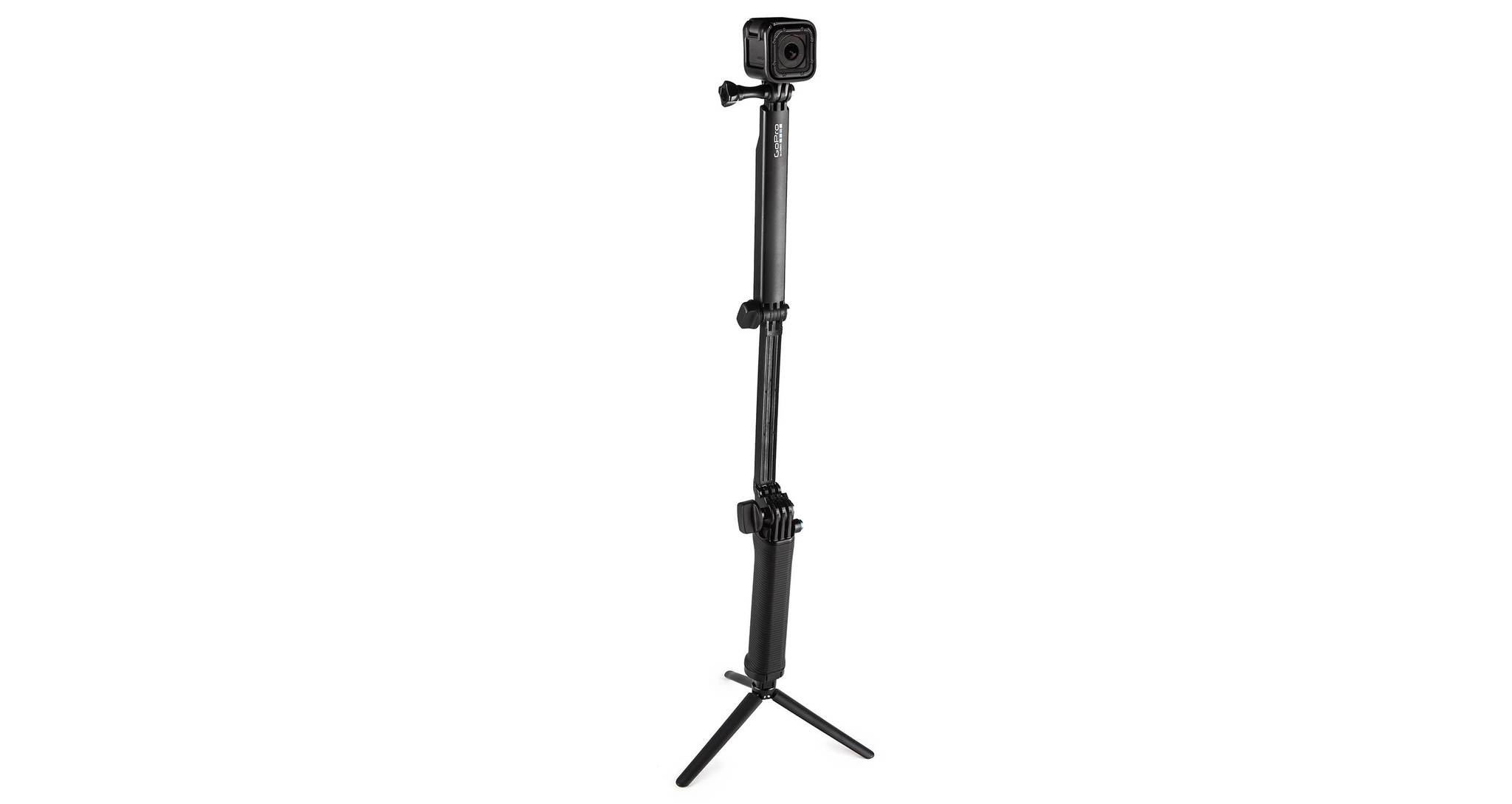 Монопод-штатив GoPro AFAEM-001 3-Way Mount - Grip/Arm/Tripod в рабочей высоте