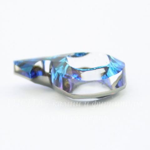 4878 Подвеска Сваровски Male Symbol Crystal Bermuda Blue (18х11,5 мм)