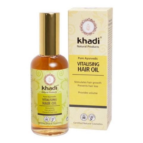 Масло для волос витализирующее Khadi Naturprodukte, 100 мл ДО 03.2020