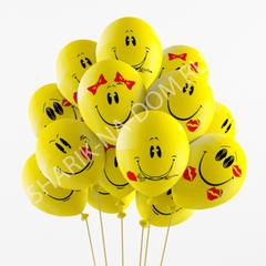 """Воздушные шары """"Улыбки"""""""