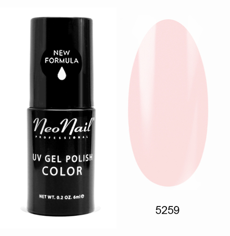 NeoNail Гель лак UV 6ml Grapefruit Smoothie №5259-1