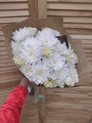 хризантемы в оформлении #2012