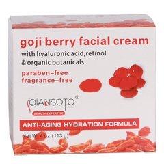 Qiansoto Крем для лица с ягодой годжи Goji Berry Cream , 113 гр