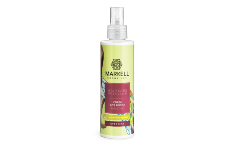 Markell Hair care program Спрей для волос Anti-static 200мл