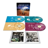 Emerson, Lake & Palmer / The Anthology (1970-1998) (Coloured Vinyl) (4LP)
