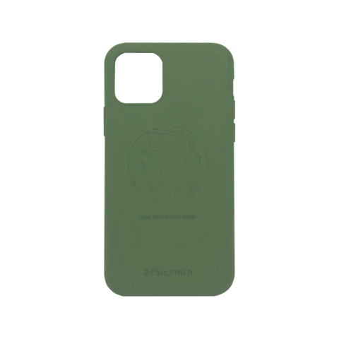 Чехол SOLOMA для телефона iPhone 11 Pro Мир