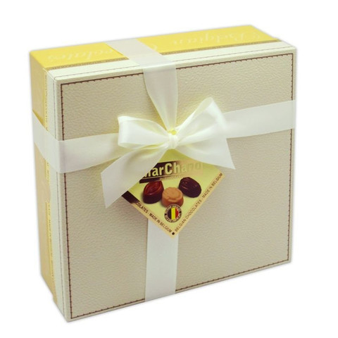 Набор шоколадных конфет  Пралине Маршанд  ассорти из 16 видов 400гр/в ассор