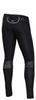 Мужские брюки для бега Olle нейлоновые (OL2385) черные фото