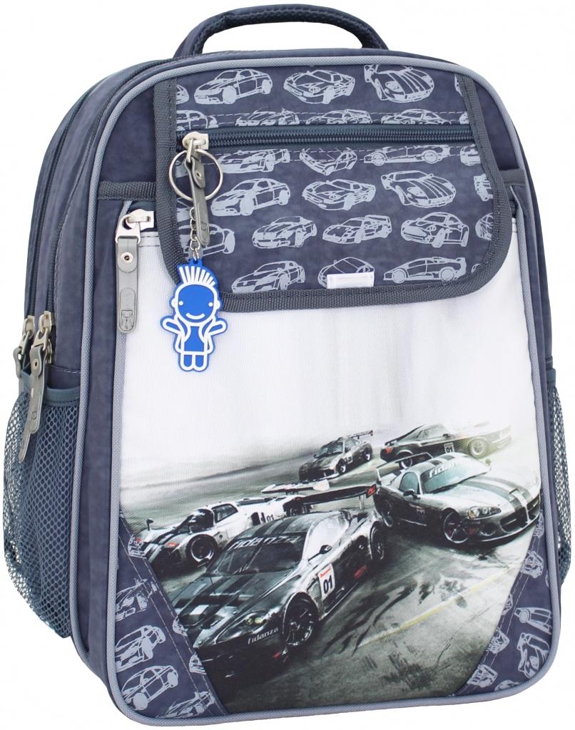 Школьные рюкзаки Рюкзак школьный Bagland Отличник 20 л. 321 сірий 75 м (0058070) 967bd553aef09d7f7f55e3f7f2ea580e.JPG