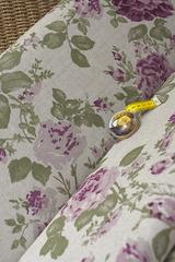 Ткань интерьерная, принт прованс 1