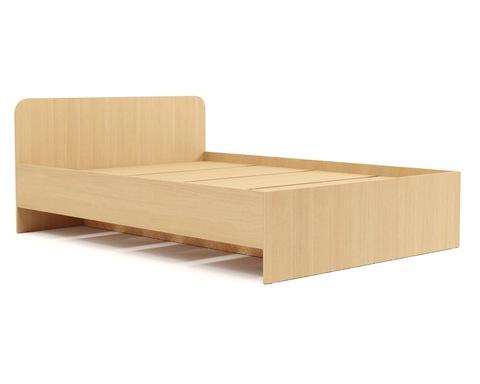 Кровать АНДРИЯ-17 дуб белёный