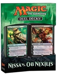 Дуэльный набор Nissa vs. Ob Nixilis