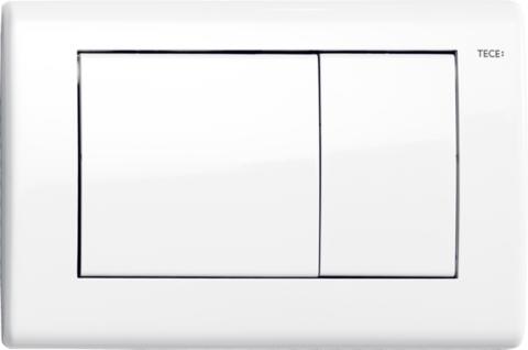 Панель смыва унитаза TECEplanus для двойной системы смыва