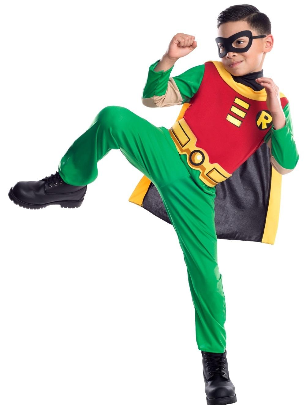 Юные Титаны костюм детский Робин