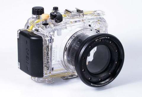 Meikon Sony RX-100 II подводный бокс
