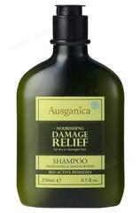 Шампунь для поврежденных волос (Ausganica | Damage Relief Shampoo), 250 мл