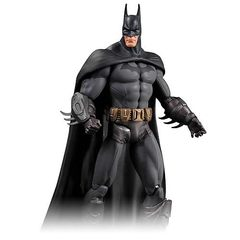 Batman Arkham City Action Figure Series 03 - Batman