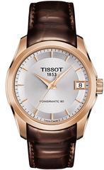 Женские часы Tissot T035.207.36.031.00 Couturier Powermatic 80 Lady