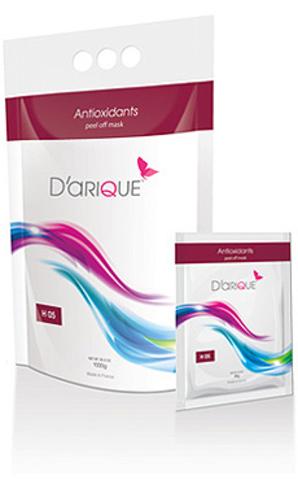 Маска омолаживающая Darique с антиоксидантами 40гр