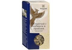 Белый чай с имбирем и травами Sonnentor, 70г