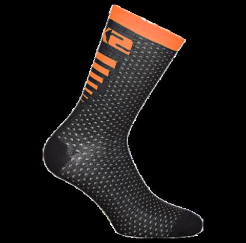 Sixs, Теплые термо-носки с мериносом ARROW, оранжевый