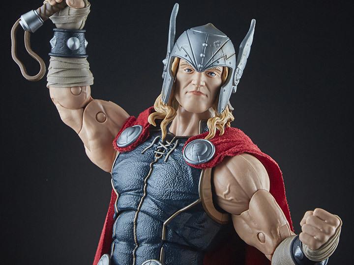 Фигурка Тор Marvel Legends Deluxe 30 см
