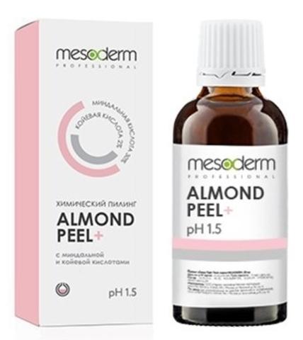 Миндальный химический пилинг 30%, pH 1,5 Алмонд Пил Almond Peel Mesoderm , 30 мл.