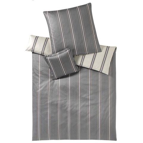 Элитный пододеяльник Cascade серый от Elegante