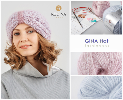 GINA Hat Fashionbox