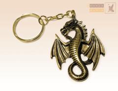 брелок Дракон