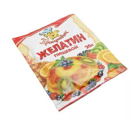 """Желатин пищевой """"Приправыч"""" 20г"""