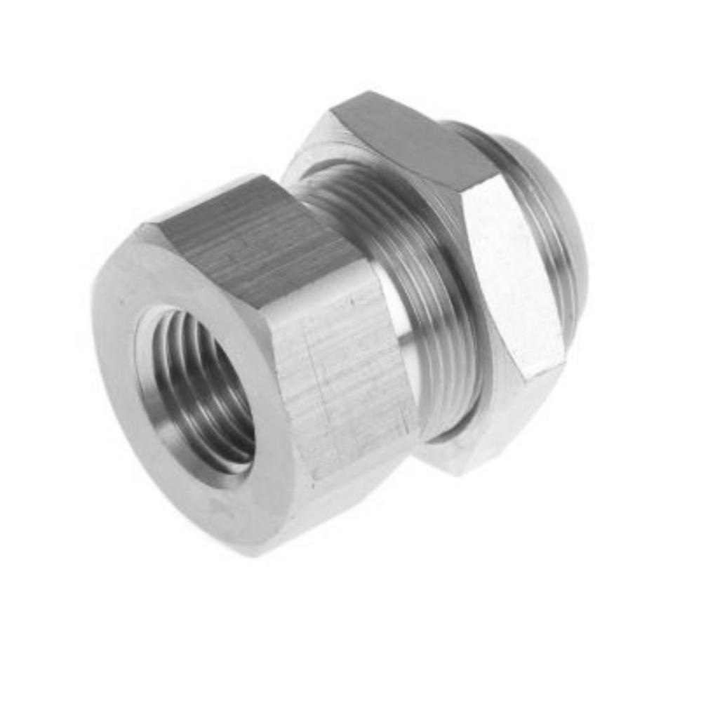 KQ2E06-01N  Соединение для панельного монтажа