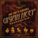 Uriah Heep ‎/ Your Turn To Remember - The Definitive Anthology 1970-1990 (2CD)