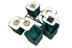 CubePot QUINTET на 4 растения