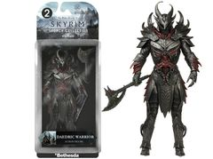 Фигурка The Elder Scrolls Skyrim — Даэдрический Воин